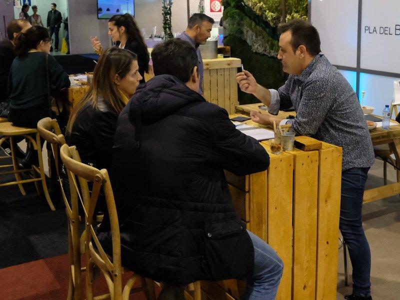 El Saló Denuvis assoleix el 95% d'ocupació