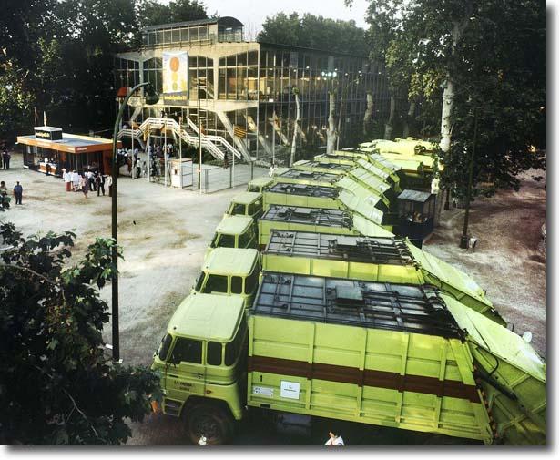 Primera edició de Municipàlia l'any 1981