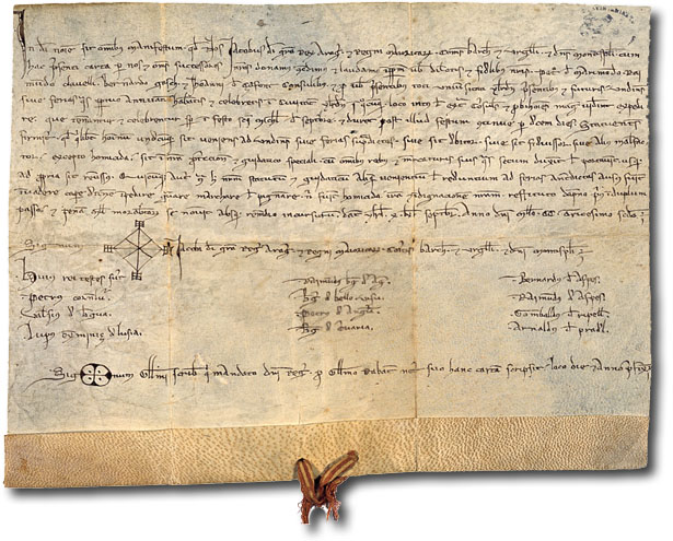 Privilegi reial de Jaume I, 23 d'agost de 1232