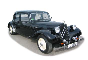 1936 Citroen Traction Avant 11 (R)