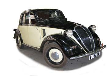 1939 Fiat Topolino (R)