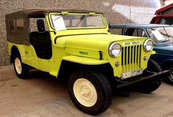 1943 Jeep Willys (R)