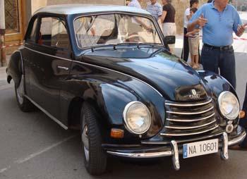 1949 Autounion DKW (R)
