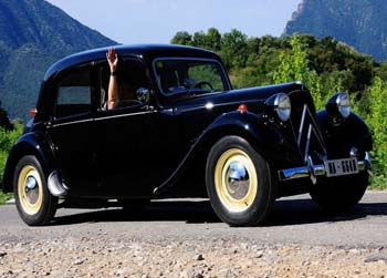 1950 Citroen Traction Avant (R)
