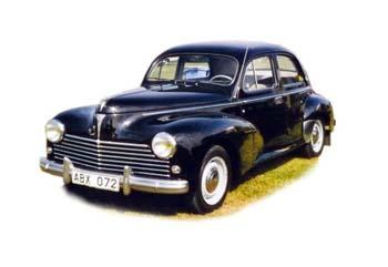 1950 Peugeot 203 (R)