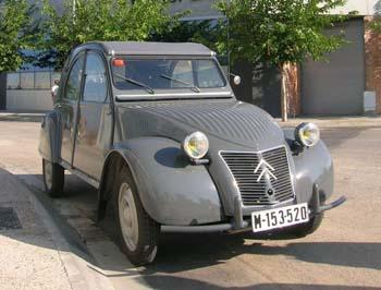 1952 Citroen 2 CV (R)