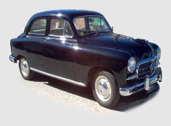 1954 Fiat 1400 (R)