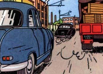 1954 Panhard (C)