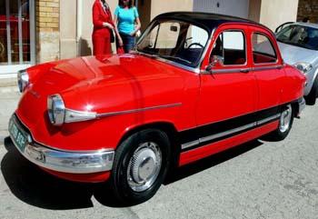 1954 Panhard (R)