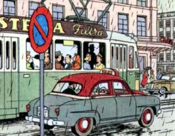 1954 Simca Aronde (C)