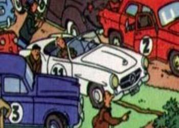 1955 Mercedes SL 190 (C)