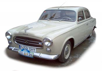 1955 Peugeot 403 (R)