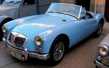 1956 MG A (R)