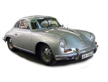 1956 Porsche 356 (R)