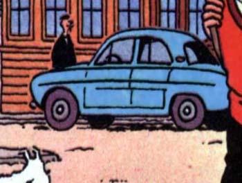 1956 Renault Ondine (C)