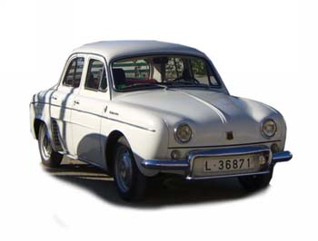 1956 Renault Ondine (R)