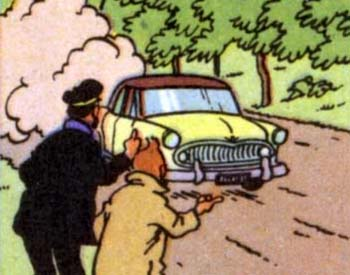1956 Simca Versailles (C)
