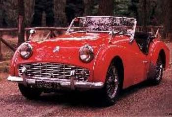 1957 Triumph TR 3 (R)