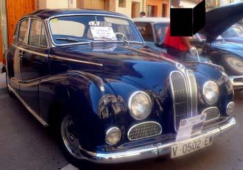 1958 BMW 502 (R)