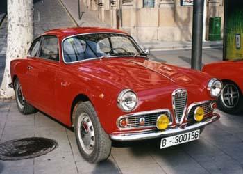 1960 Alfa Romeo (R)