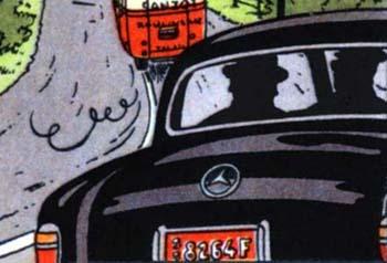 1960 Mercedes 180 (C)