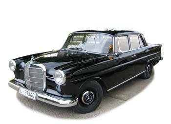 1960 Mercedes 180 (R)
