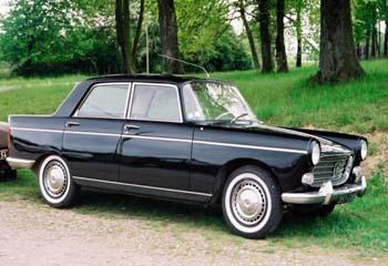 1960 Peugeot 404 (R)