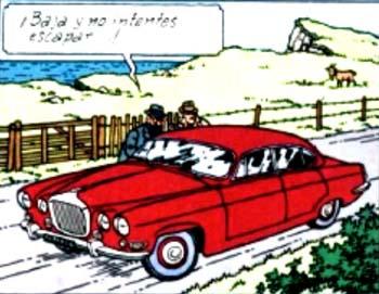 1962 Jaguar MK 10 (C)