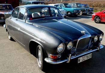 1962 Jaguar MK 10 (R)