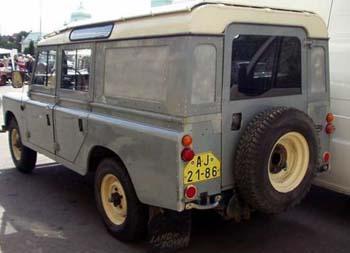 1971 Land Rover 109 (R)